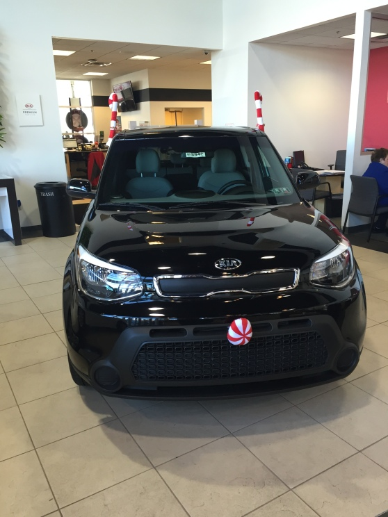 Kia Soul, Jim Shorkey, Dress your car